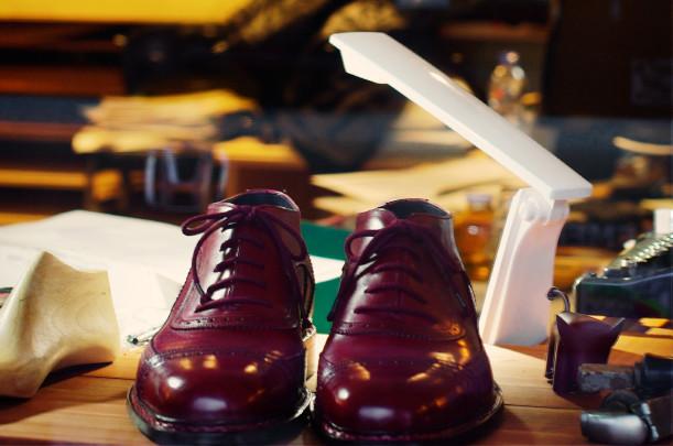 cfsの革靴