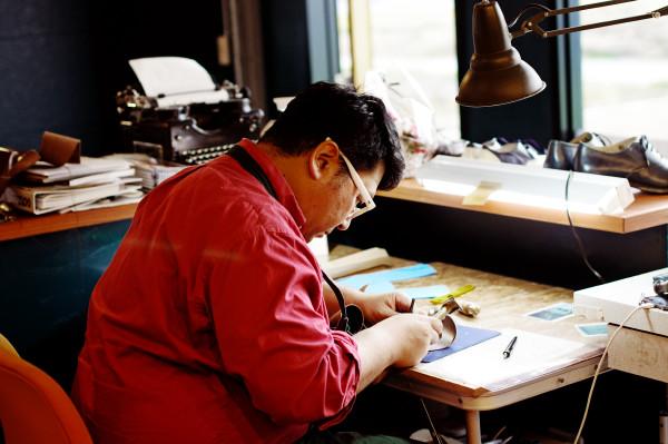 革靴の製作者